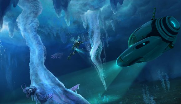 Subnautica: Below Zero hits Early Access in five days