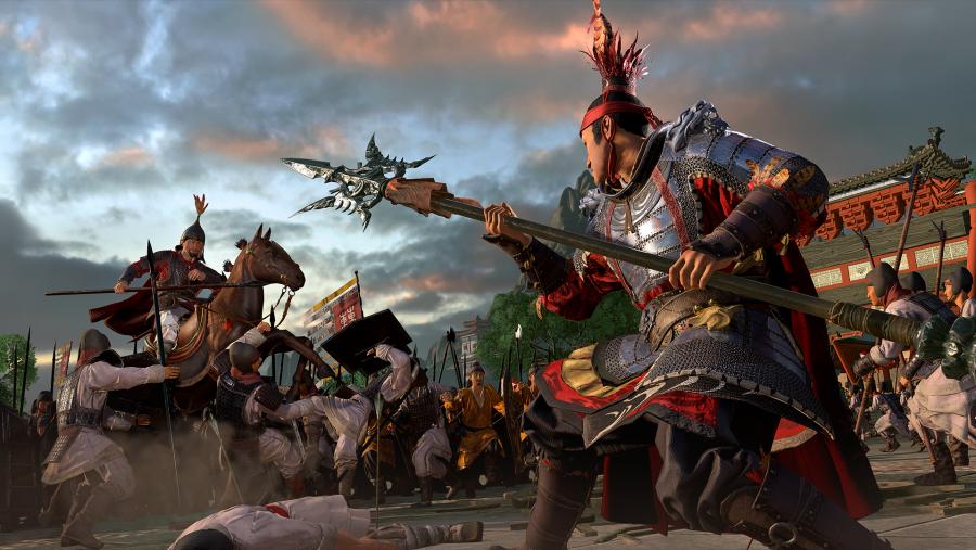 total war three kingdoms release date