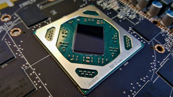 AMD Polaris 10 GPU