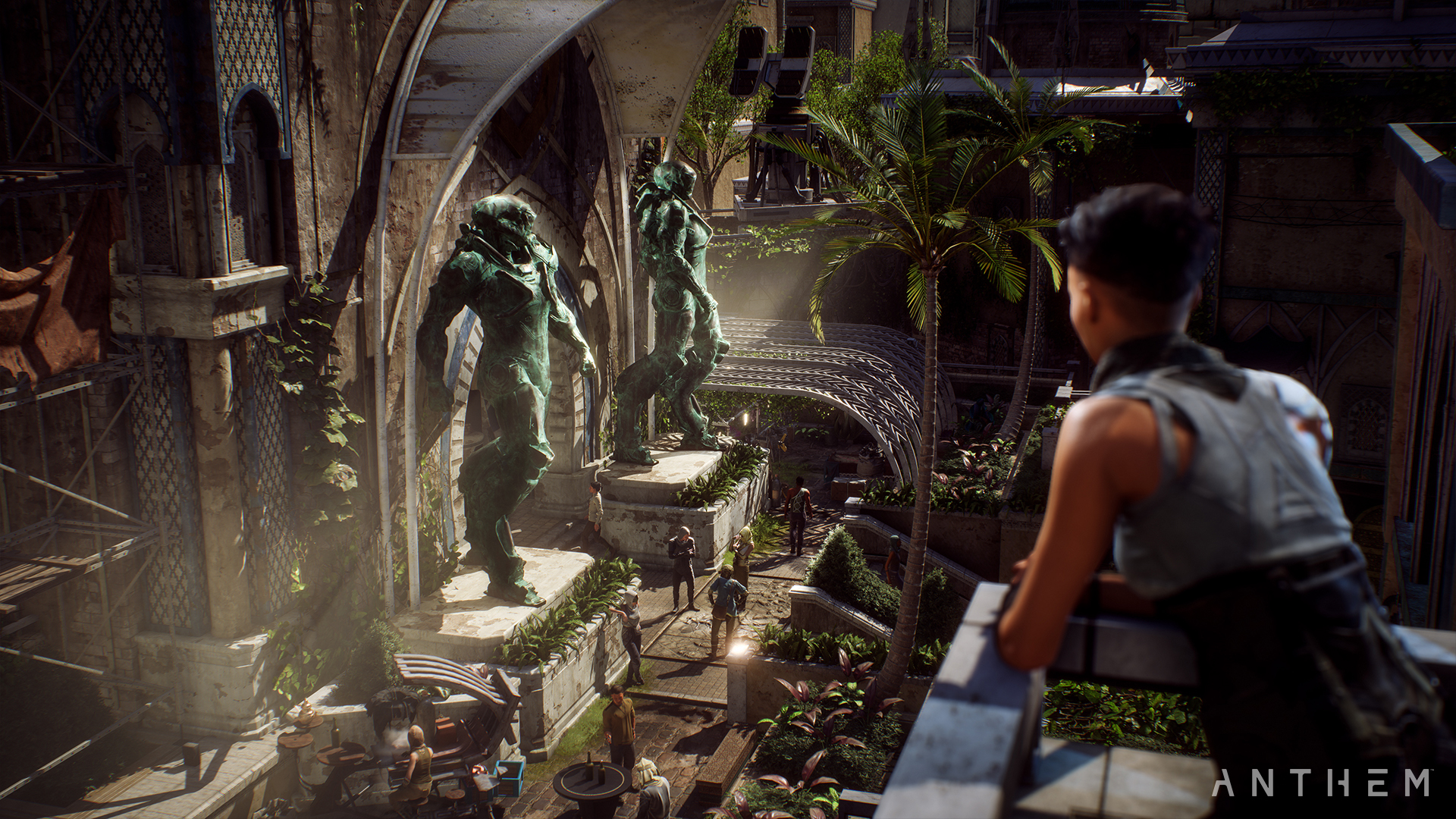 Anthem won't allow trading between players when it ...