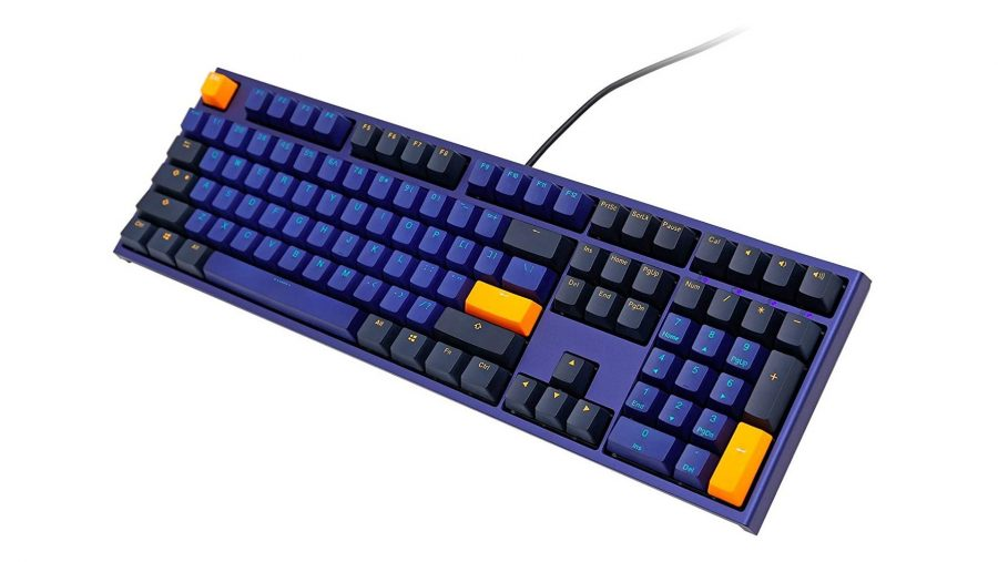 Best gaming keyboard runner-up - Ducky One2 Horizon