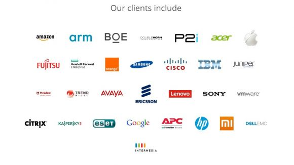 Canalys clients