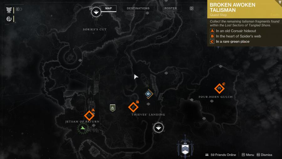 Destiny 2 Forsaken - how to unlock The Dreaming City map