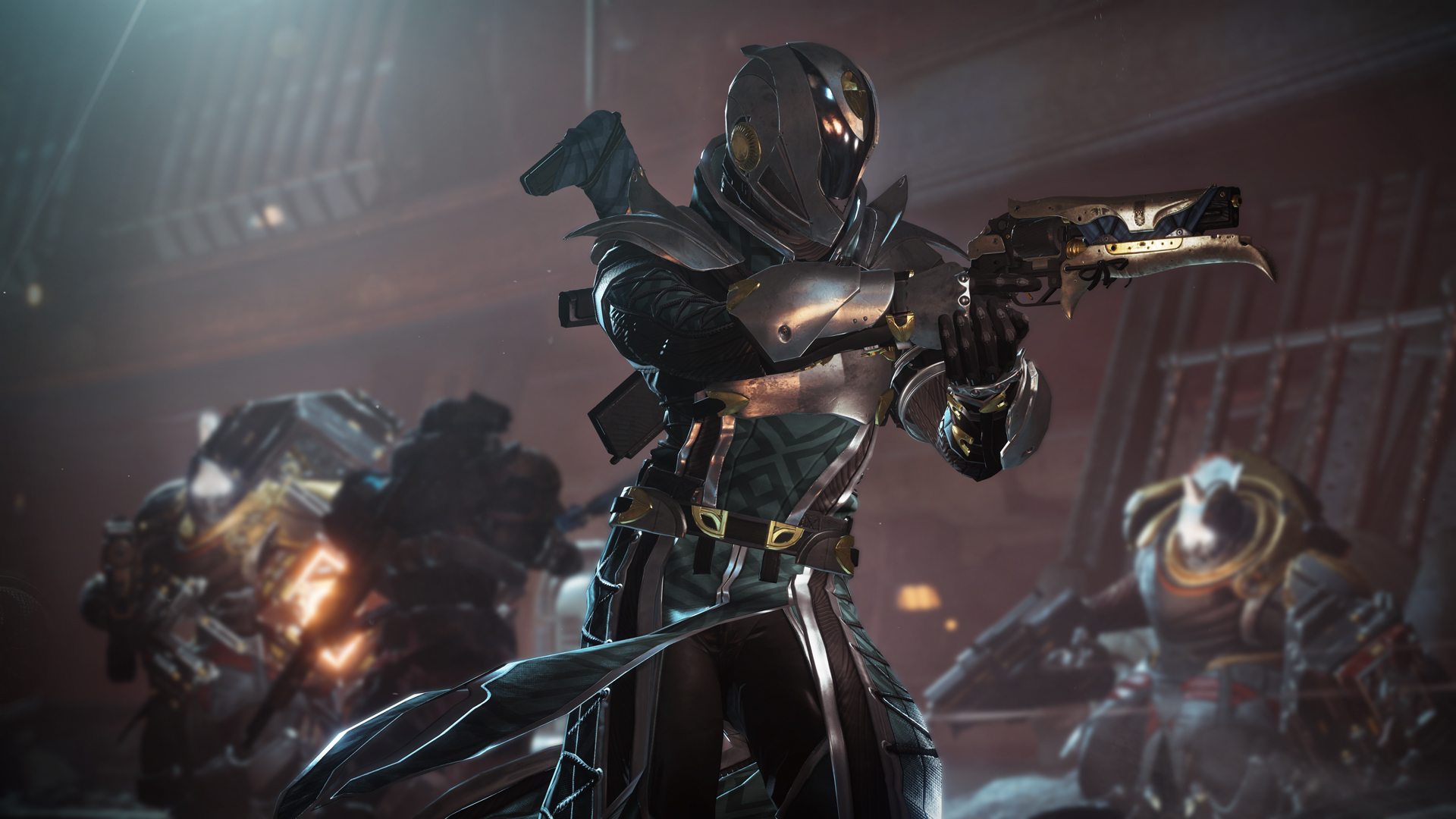 Forsaken's Gambit Mode Open to All Destiny 2 Players This Weekend