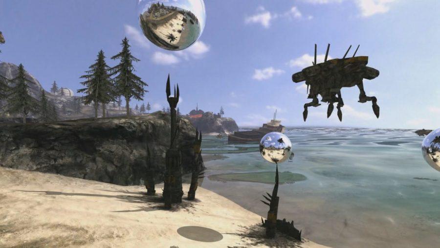 ET Quake Wars ray traced on Larrabee GPU