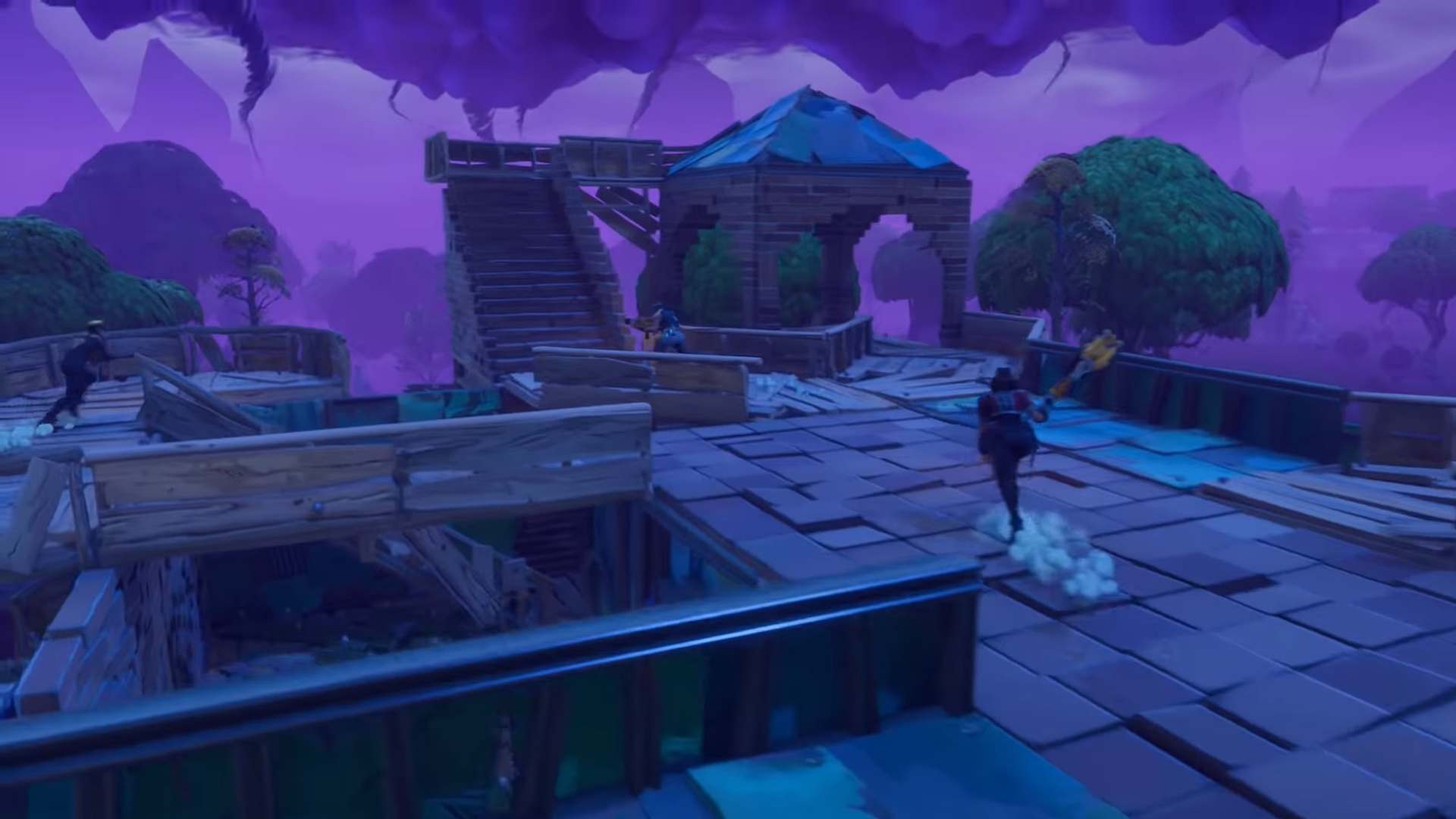 How To Adapt Your Fortnite Tactics For Save The World Pcgamesn