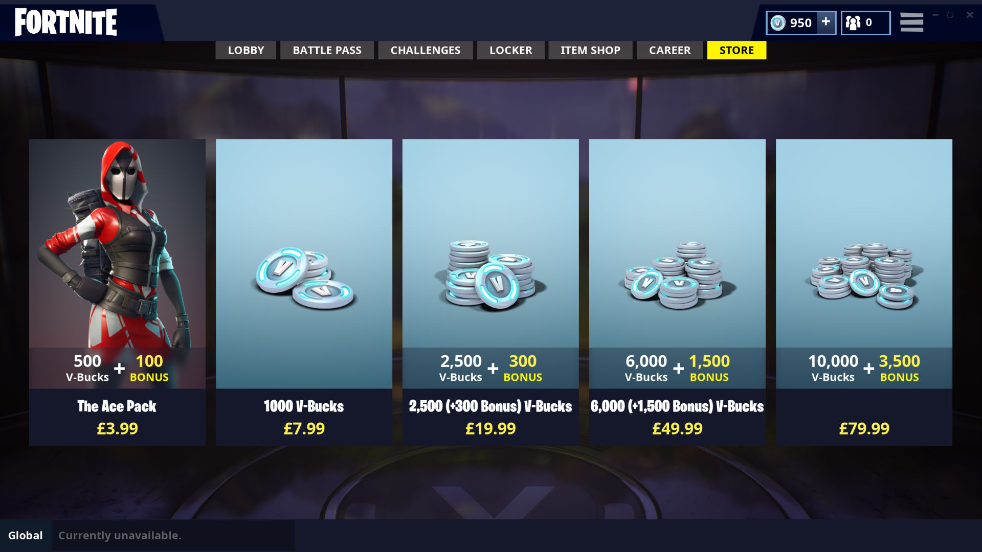 Fortnite Mobile V Bucks Prices Fortnite V Bucks Generator Hack No