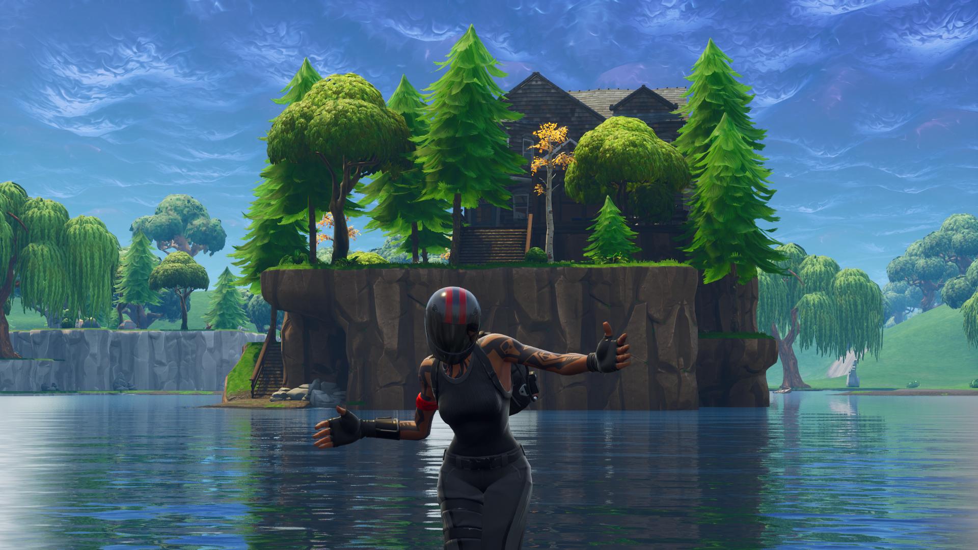 Fortnite dance off location
