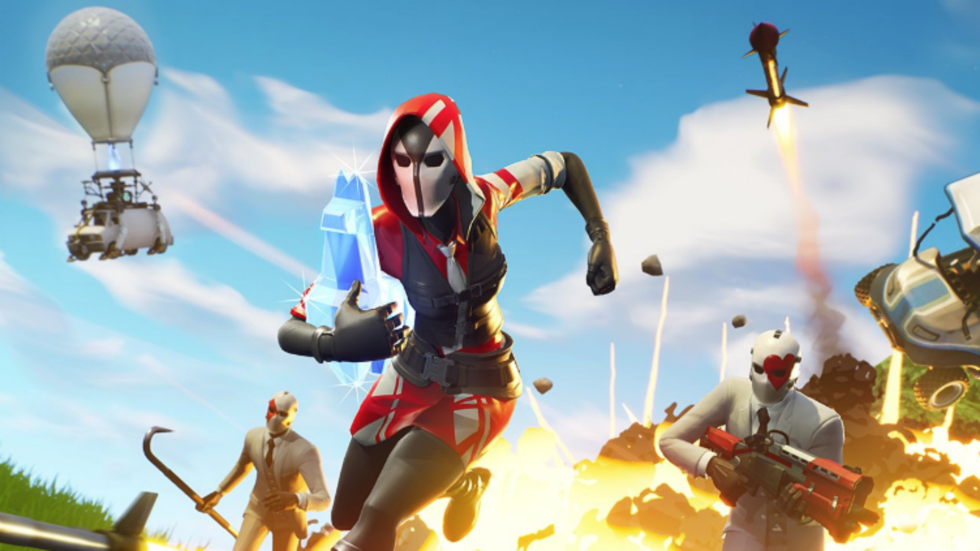 Fortnite High Stakes Challenges How To Complete The Wild Card Skin