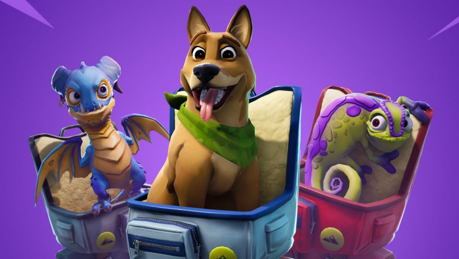 Fortnite patch notes 6.0 pets