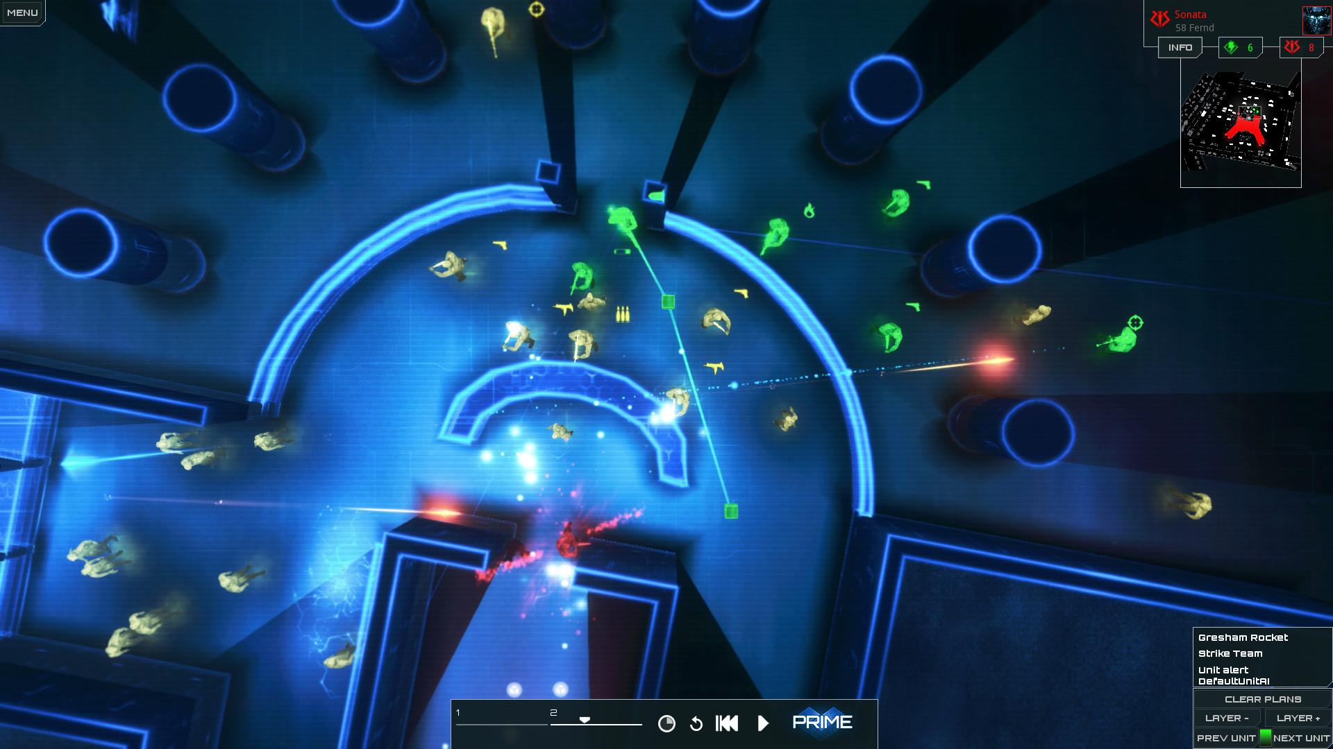 Frozen Synapse Prime on Steam