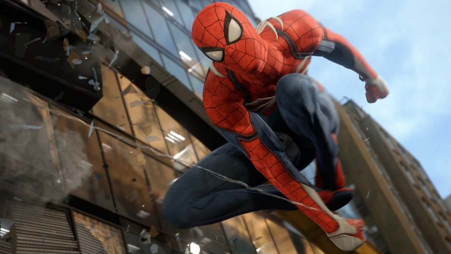 Games like Spider-Man on PC