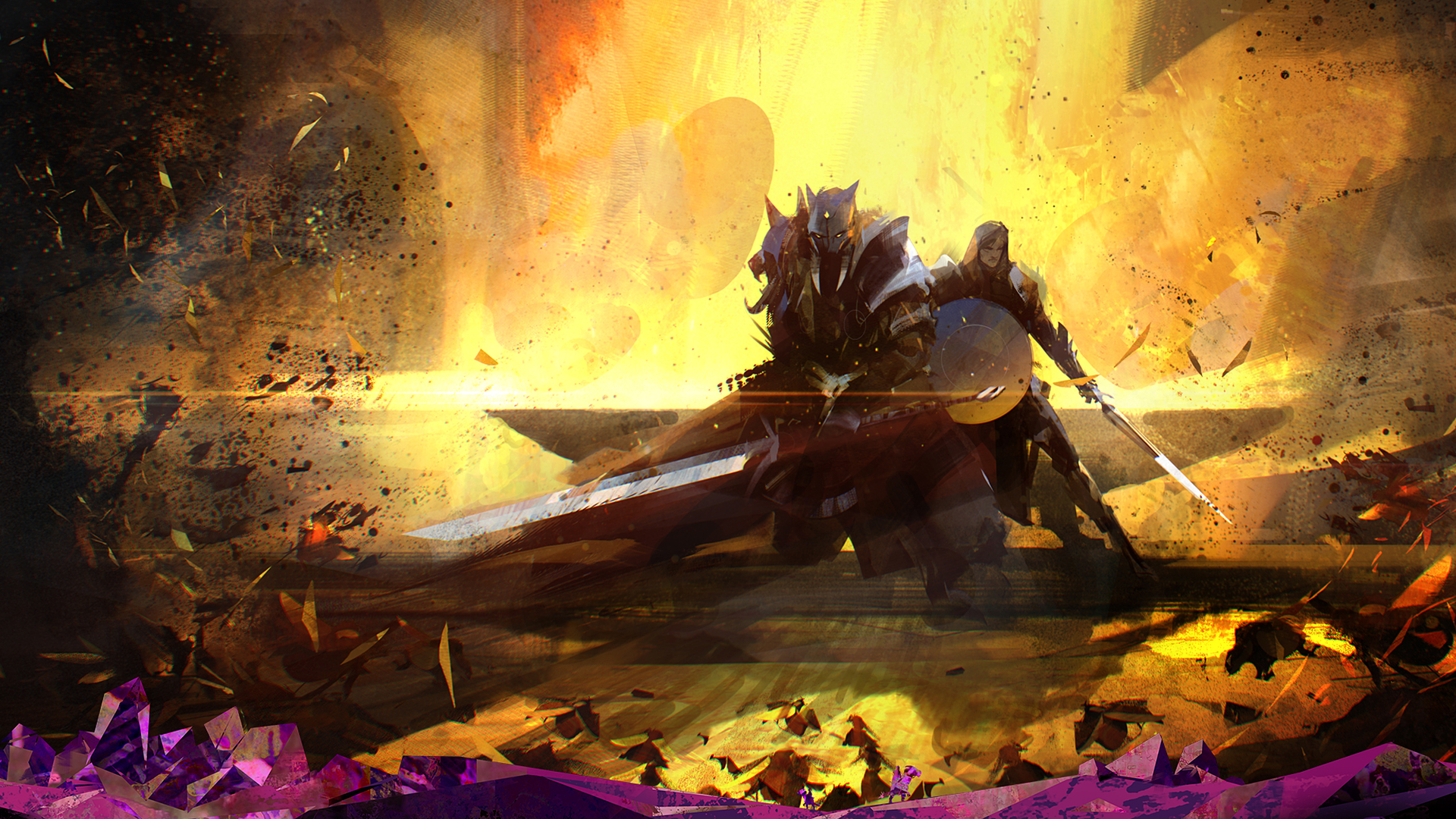 Six years on, Guild Wars 2 is still going strong – what's its secret