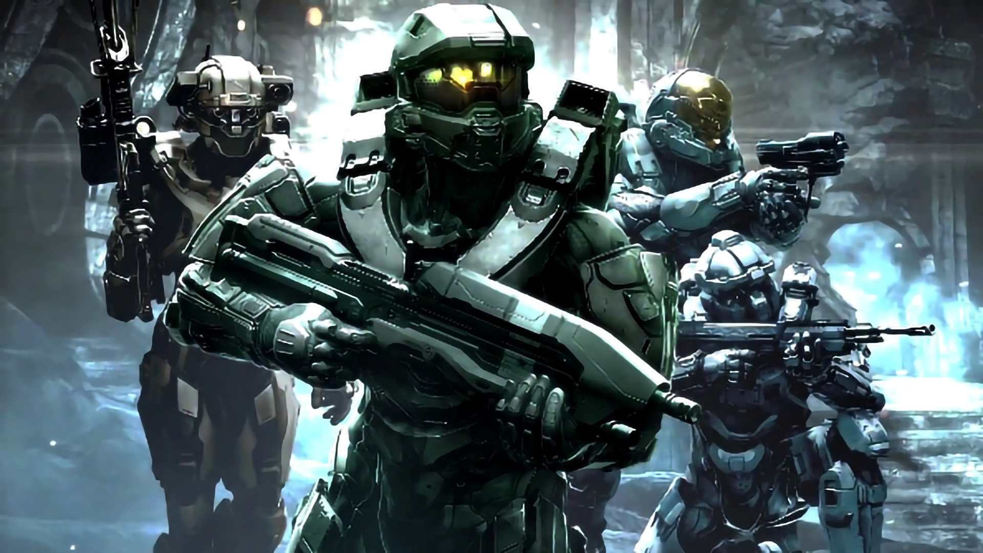 """The Halo TV series is like Game of Thrones, but with """"no incest planned at all"""""""