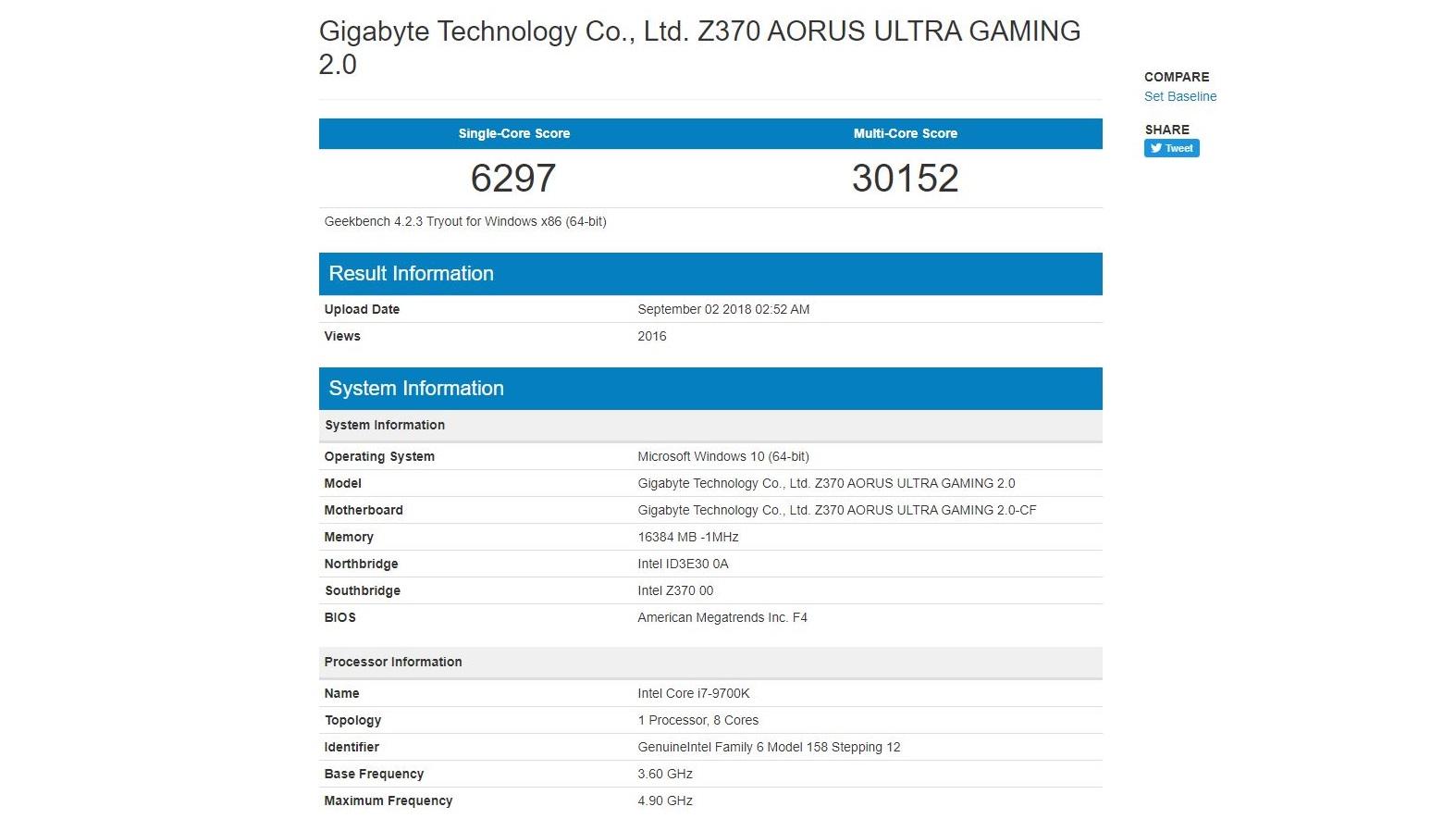 Intel's weird eight-core 9700K is somehow 20% quicker than
