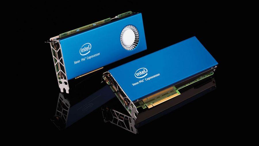 Intel Xeon Phi nee Larrabee