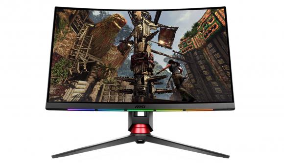 MPG27CQ gaming monitor