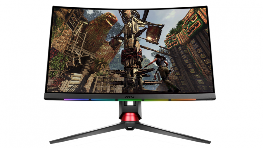 MPG27CQ gaming monitor