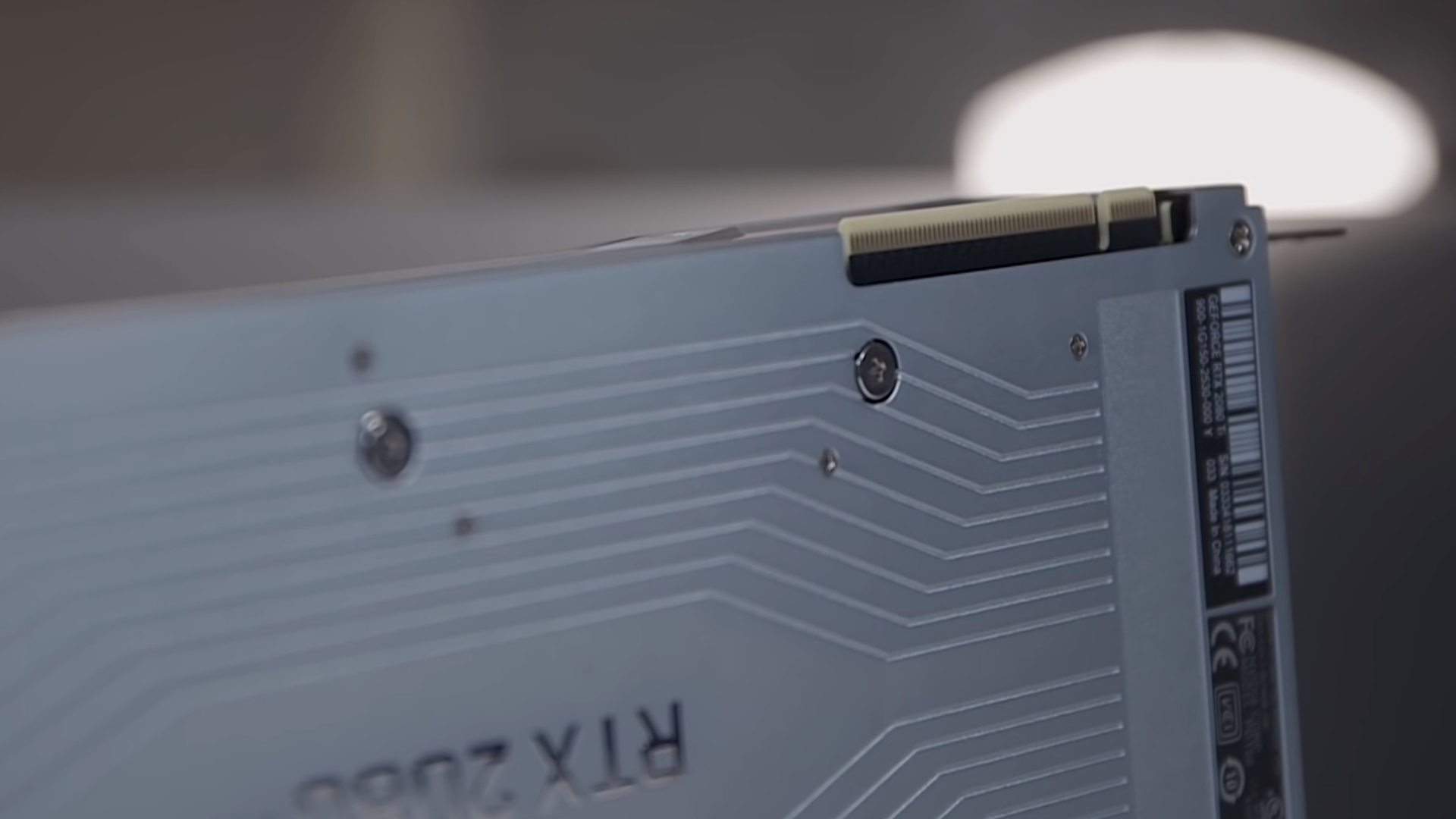 "The Nvidia RTX 2080's NVLink is not SLI… it's a ""bigger"