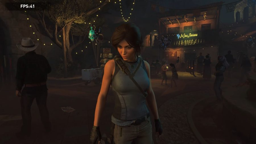 Nvidia RTX 2080 benchmarks Shadow of the Tomb Raider