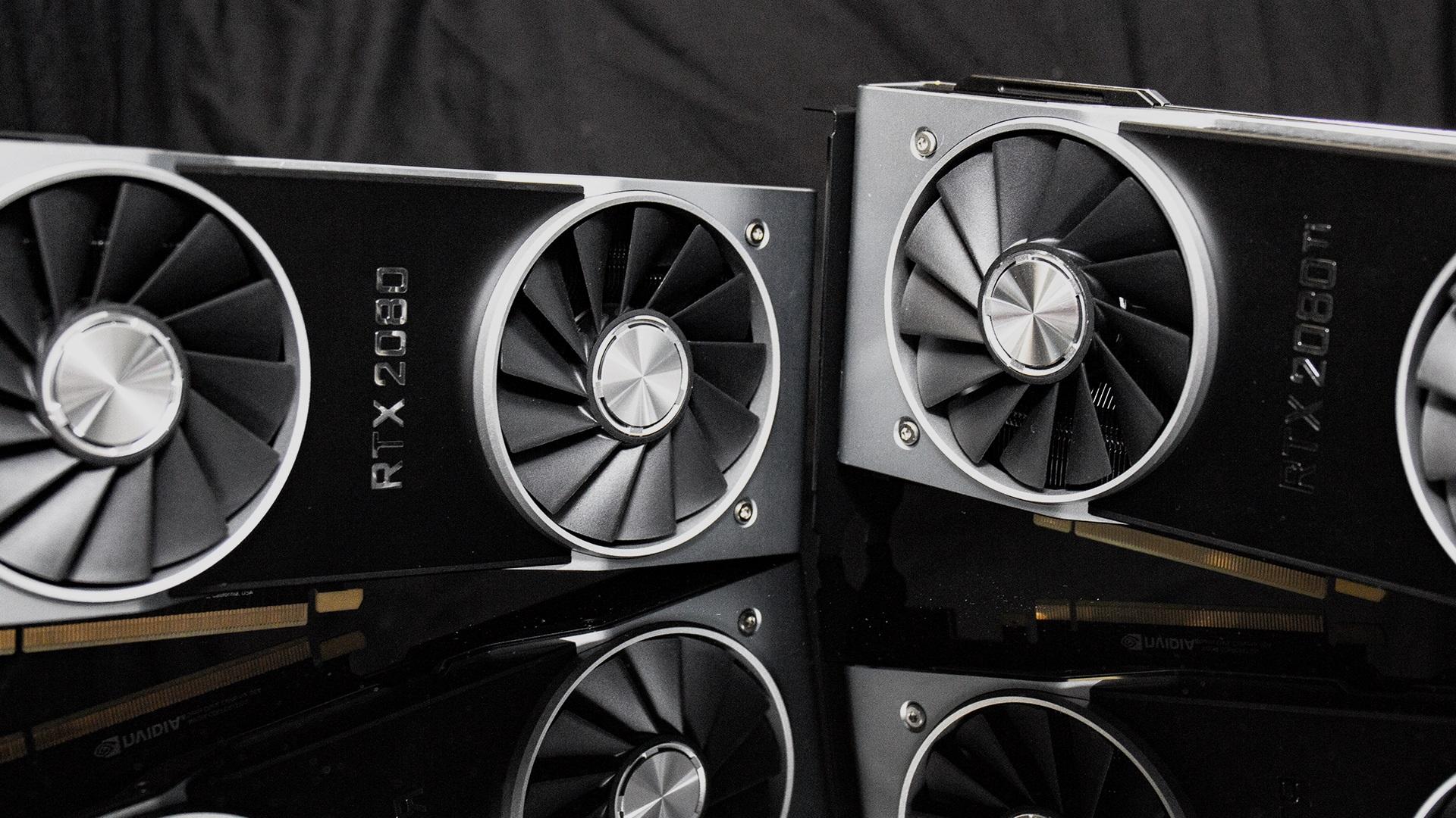 Nvidia RTX 2080 multi GPU