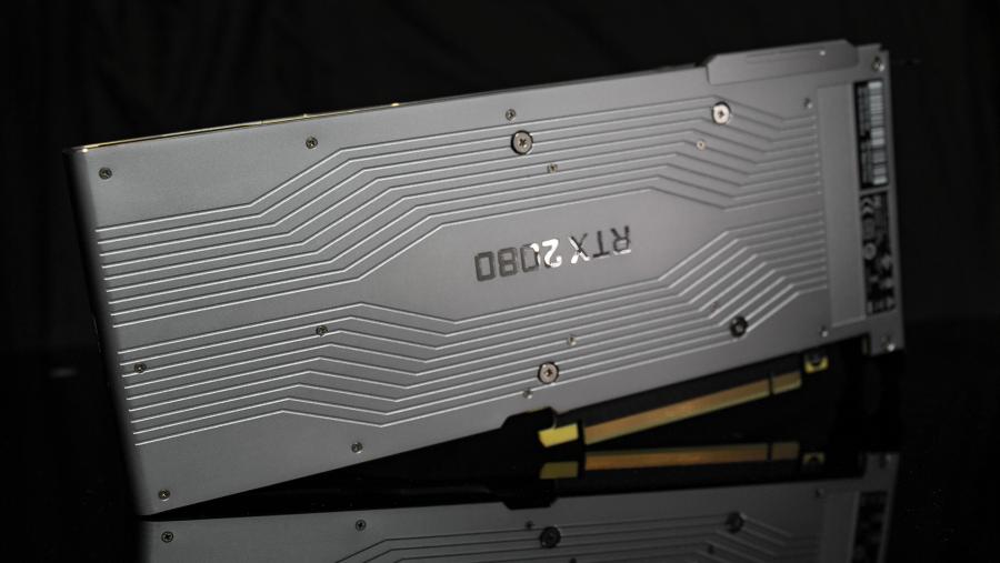 Nvidia RTX 2080 specs