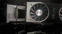 Nvidia RTX 2080 vs GTX 1080 Ti