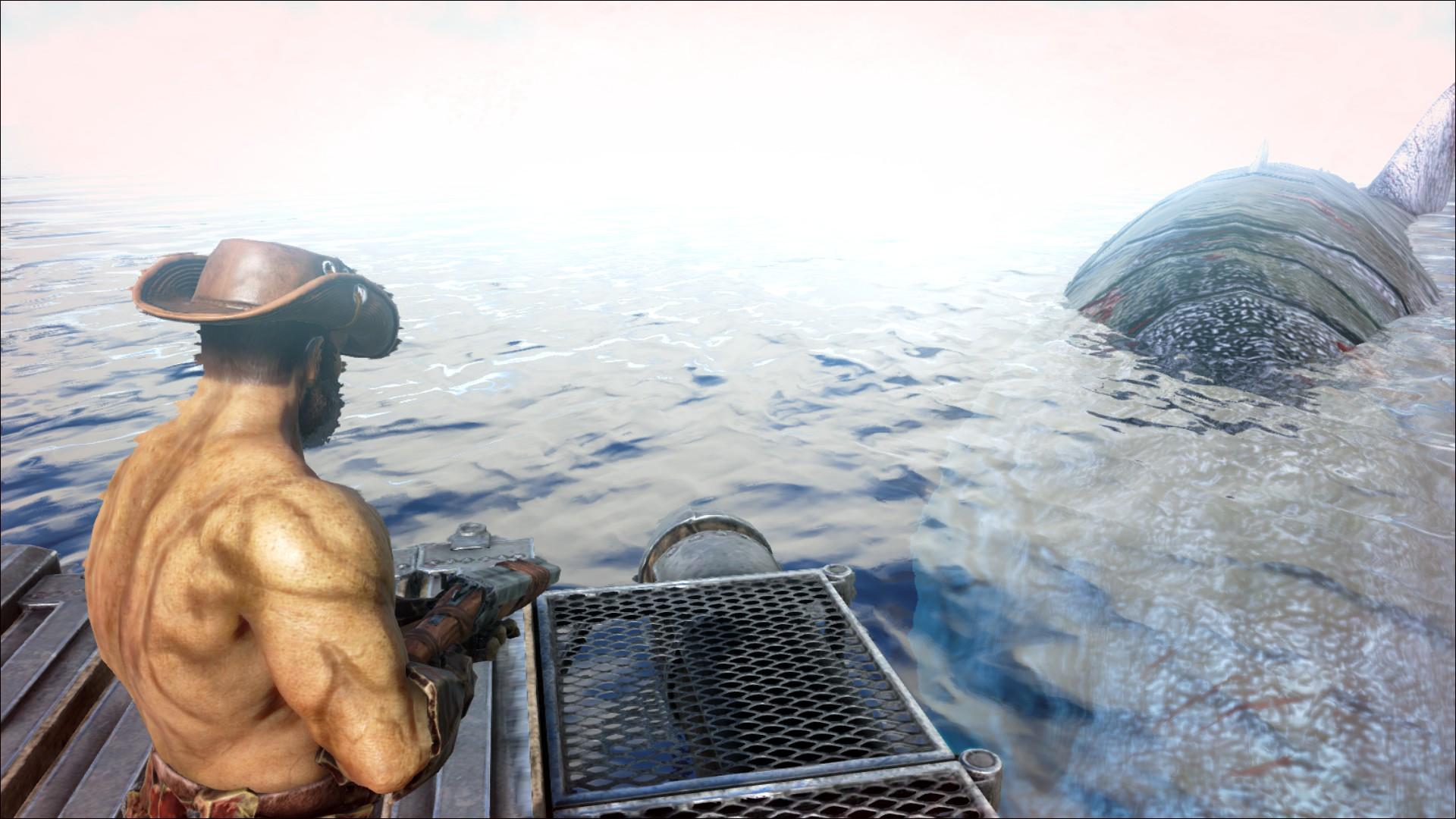 Ark leedsichthys hunt: how I killed the Jaws of Ark