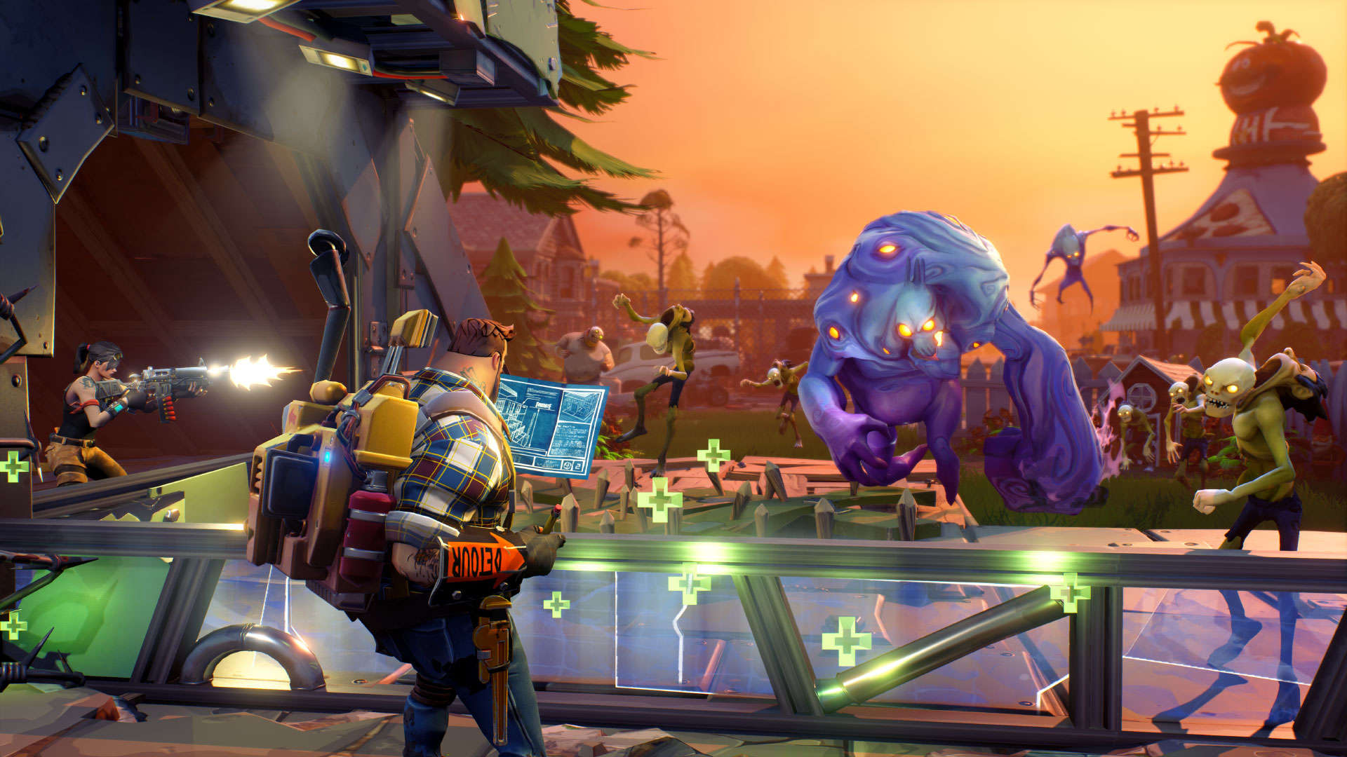 Fortnite Save The World Is Fantastic But Everyone S Playing It