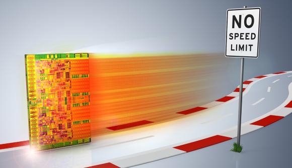 Processor clock speed