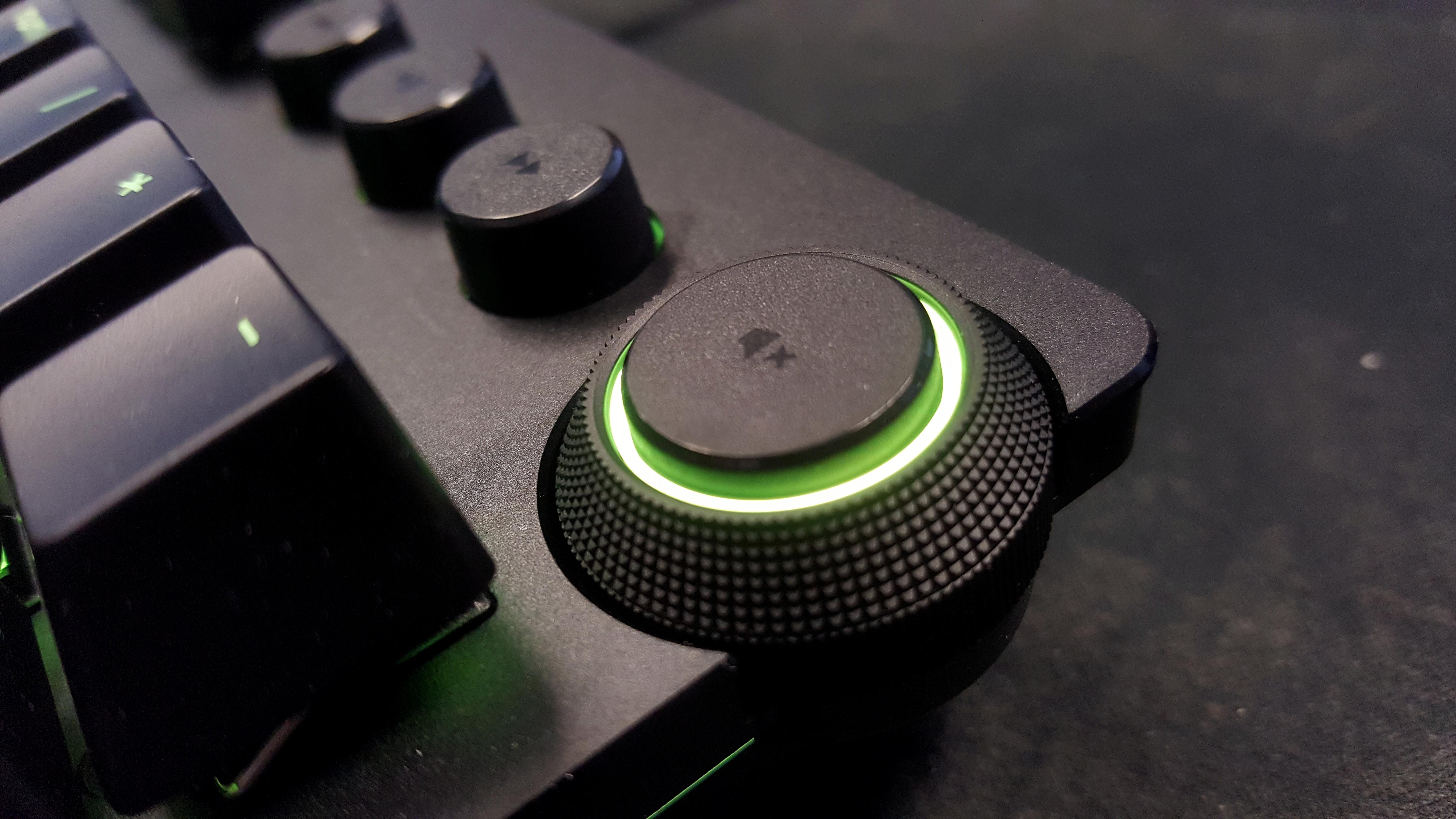Razer Huntsman Elite review: a good gaming keyboard that