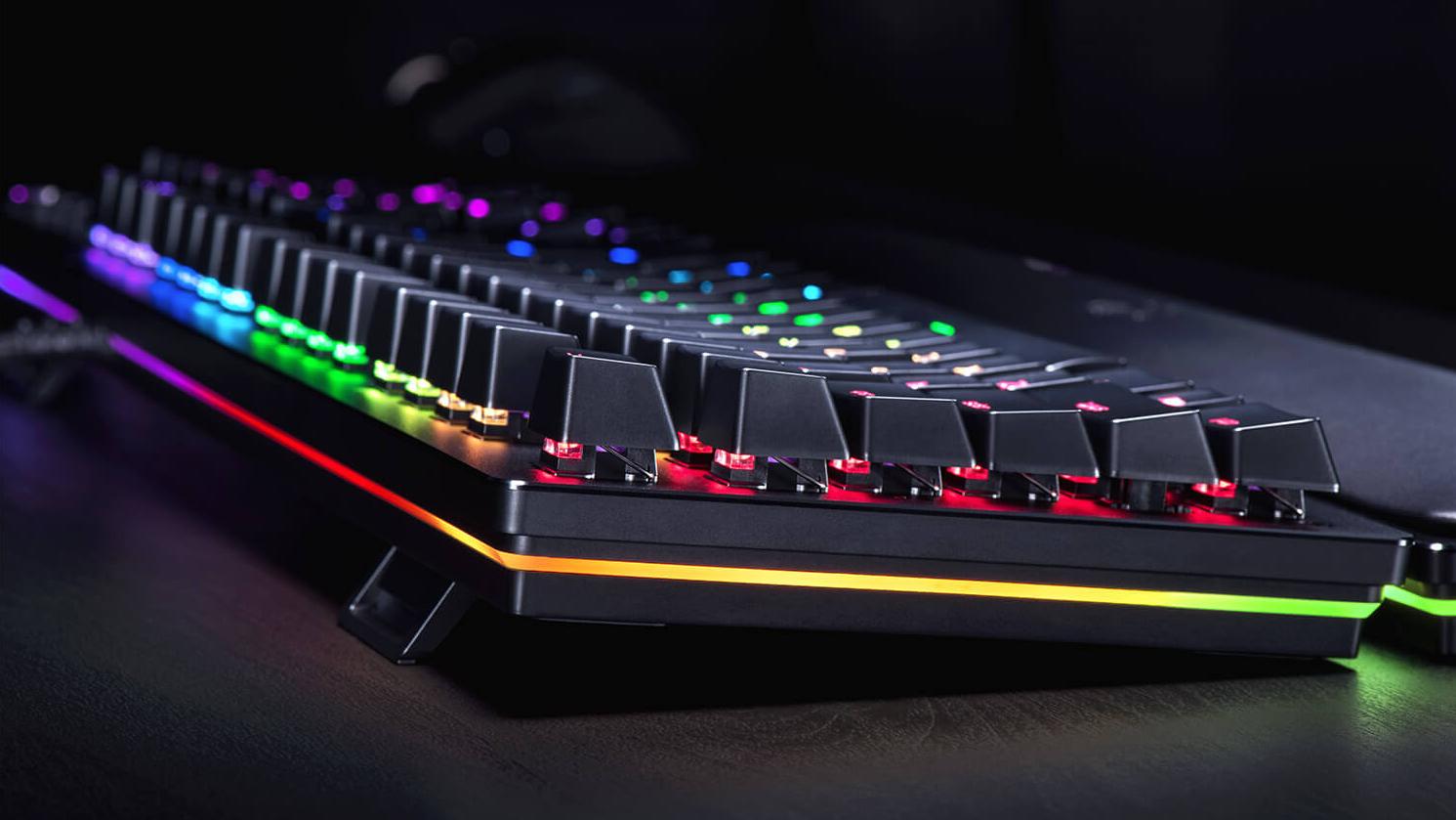 The Razer Huntsman Elite gaming keyboard is up to 23% cheaper