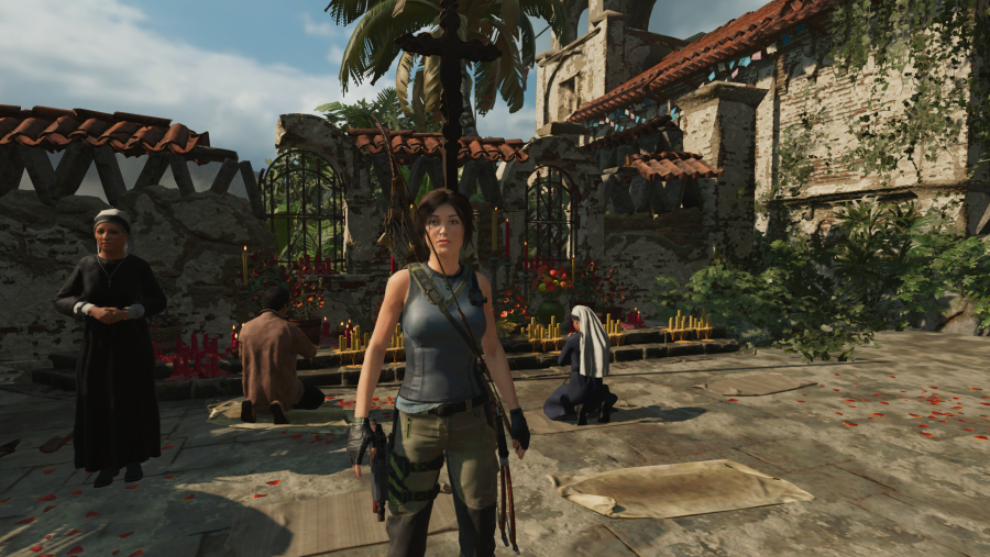 Shadow of the Tomb Raider low