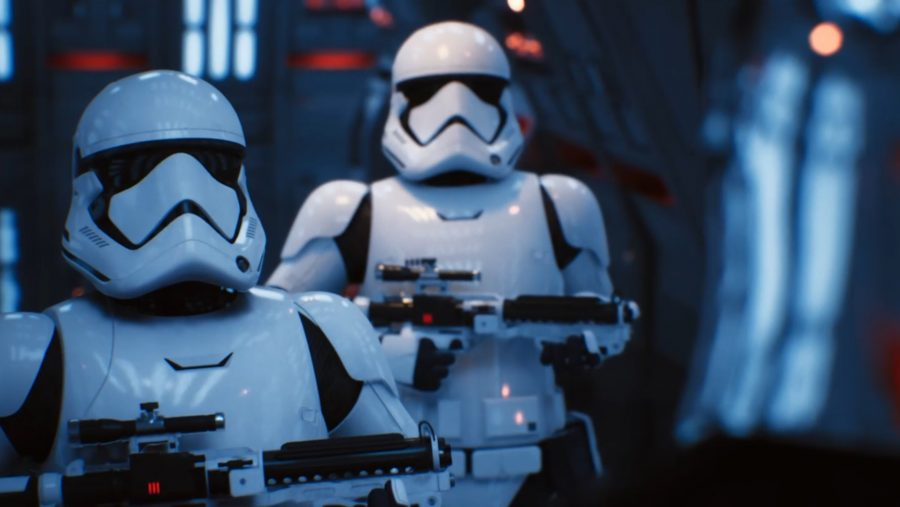 Star Wars ray tracing on RTX 2080