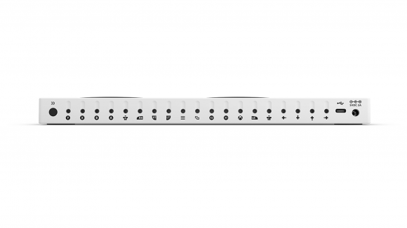 Xbox Adaptive Controller rear port functionality