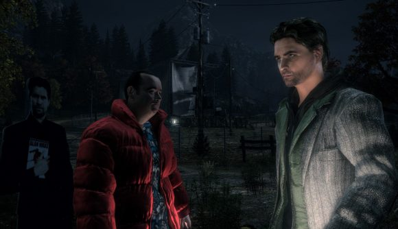 Legion's Peter Calloway Adapting Alan Wake TV Series