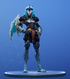 fortnite skins legendary harbinger
