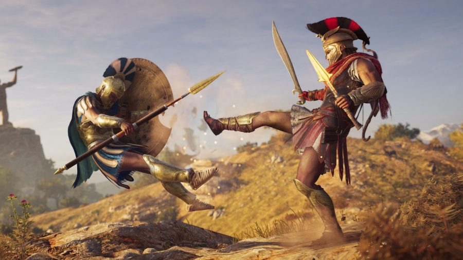 All Assassin's Creed Odyssey abilities warrior