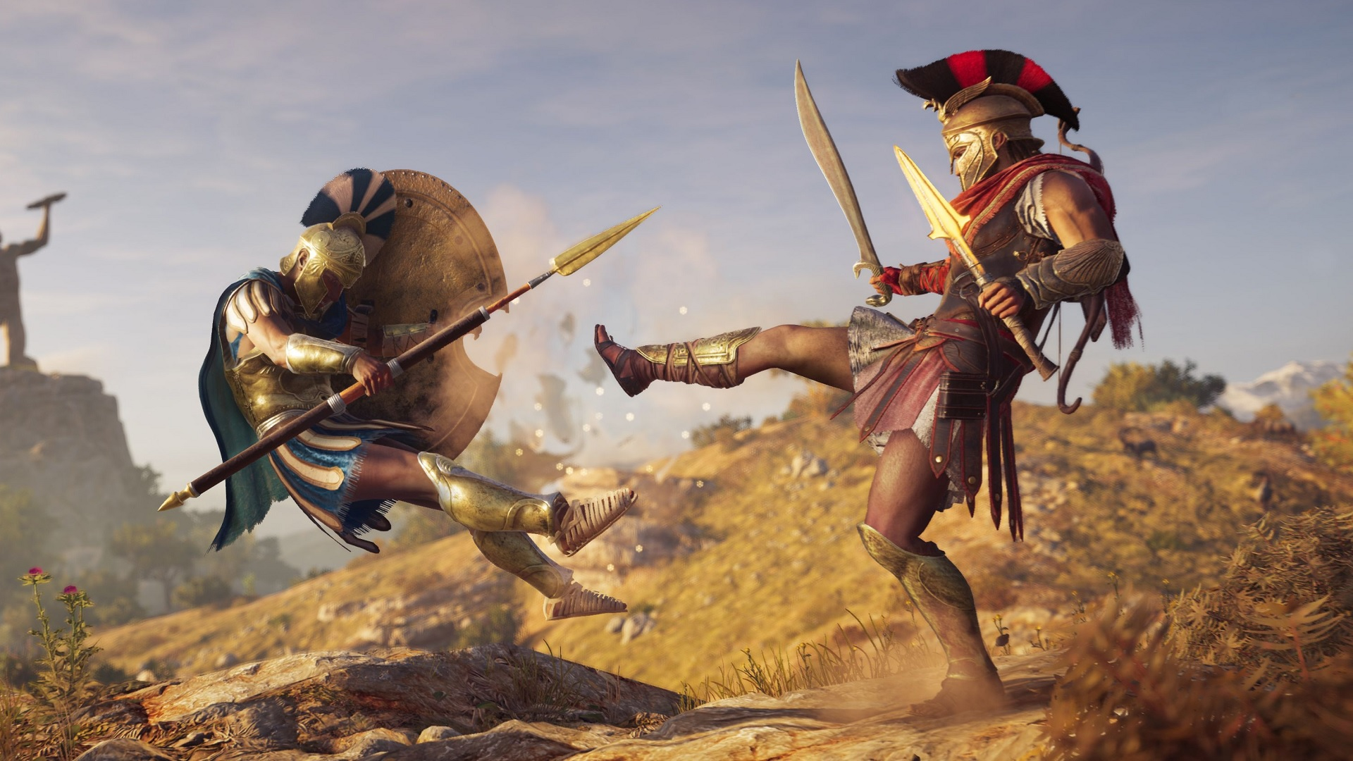 All Assassin's Creed Odyssey abilities – the skills you
