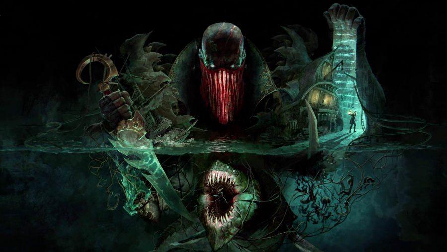 Pyke, the Bloodharbor Ripper