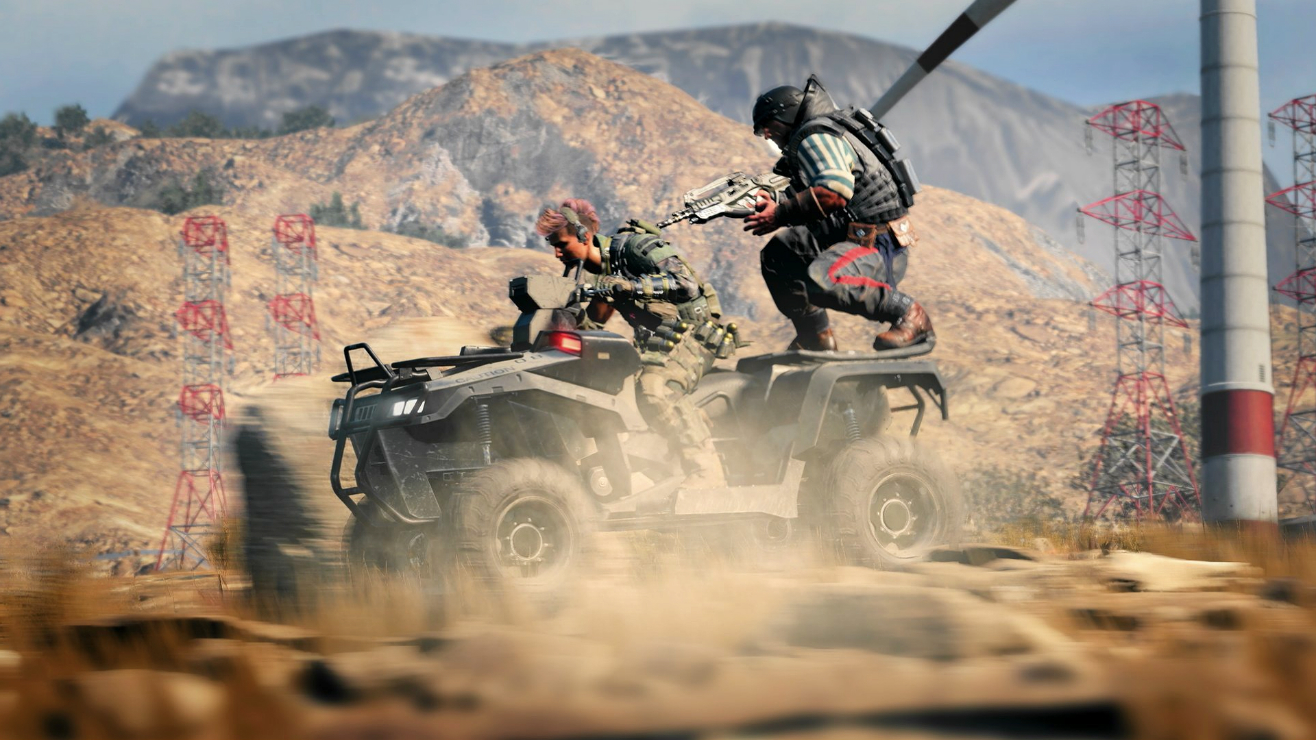 Black Ops 4's Blackout has splitscreen – but not for PC