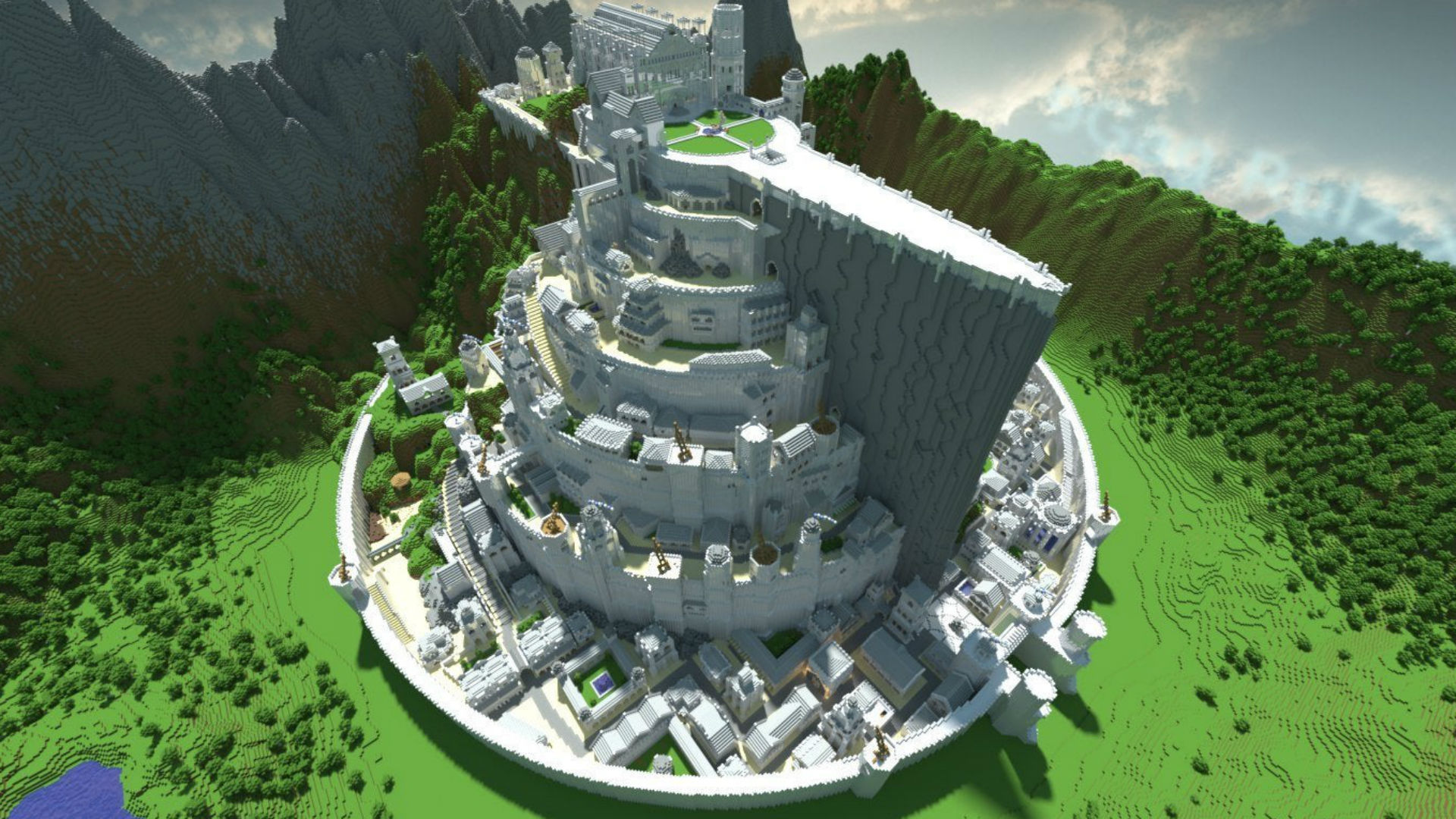 Cool Minecraft builds: the best constructions you need to see