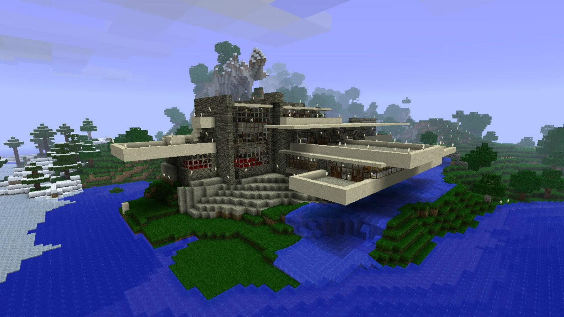 Best Minecraft builds: the cool constructions you need to