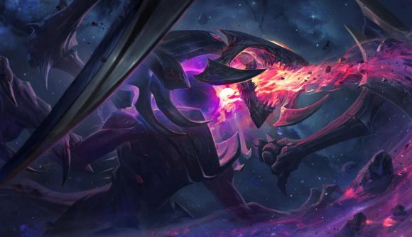 Dark Star Chogath League of Legends
