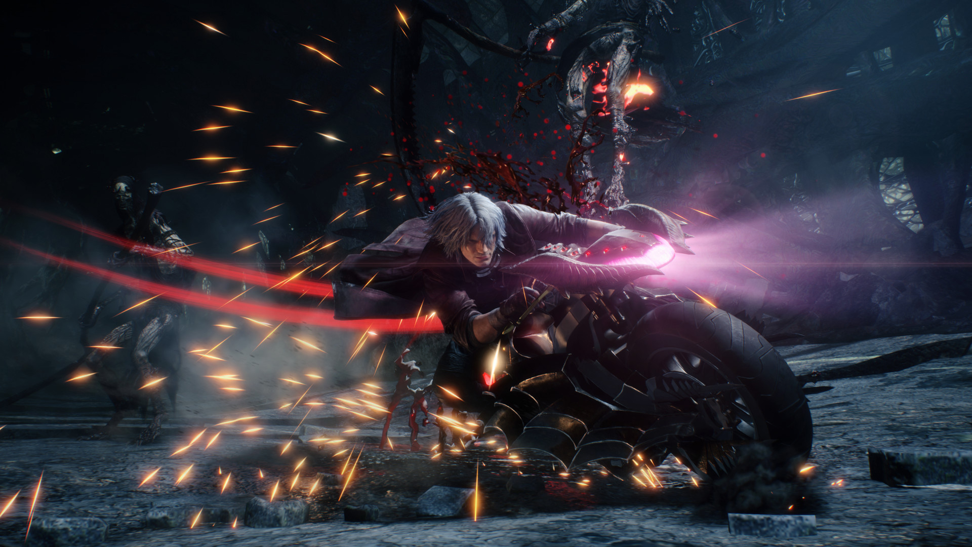Devil May Cry 5 System Requirements Are Here Pcgamesn