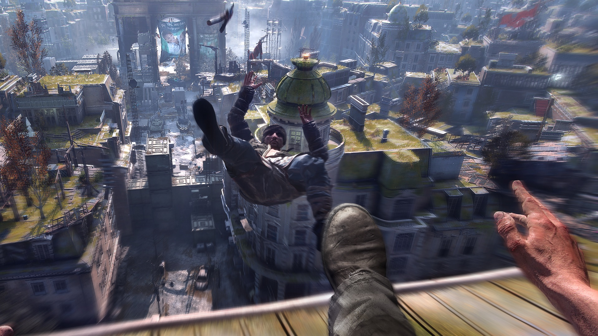 For Dying Light 2's devs, adding wall-running was the easy part