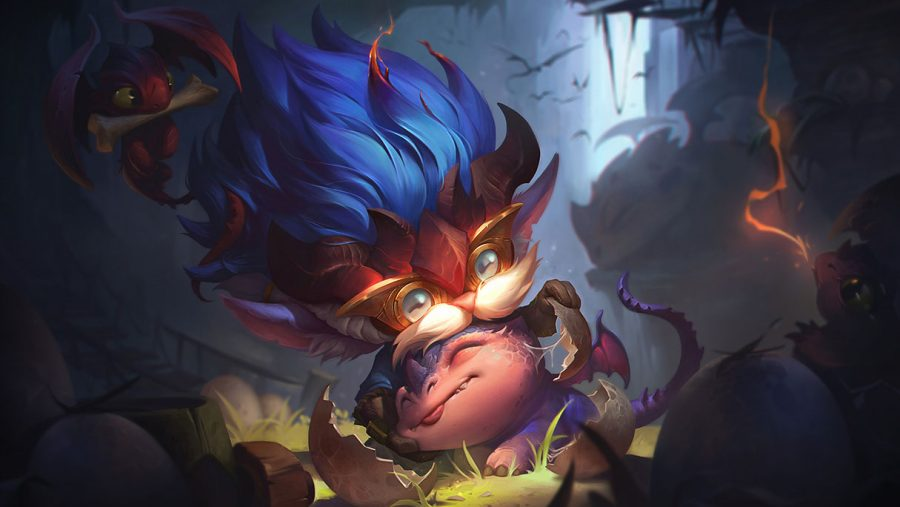 League Of Legends Patch 820 Ezreal Rework And Dragon Trainer
