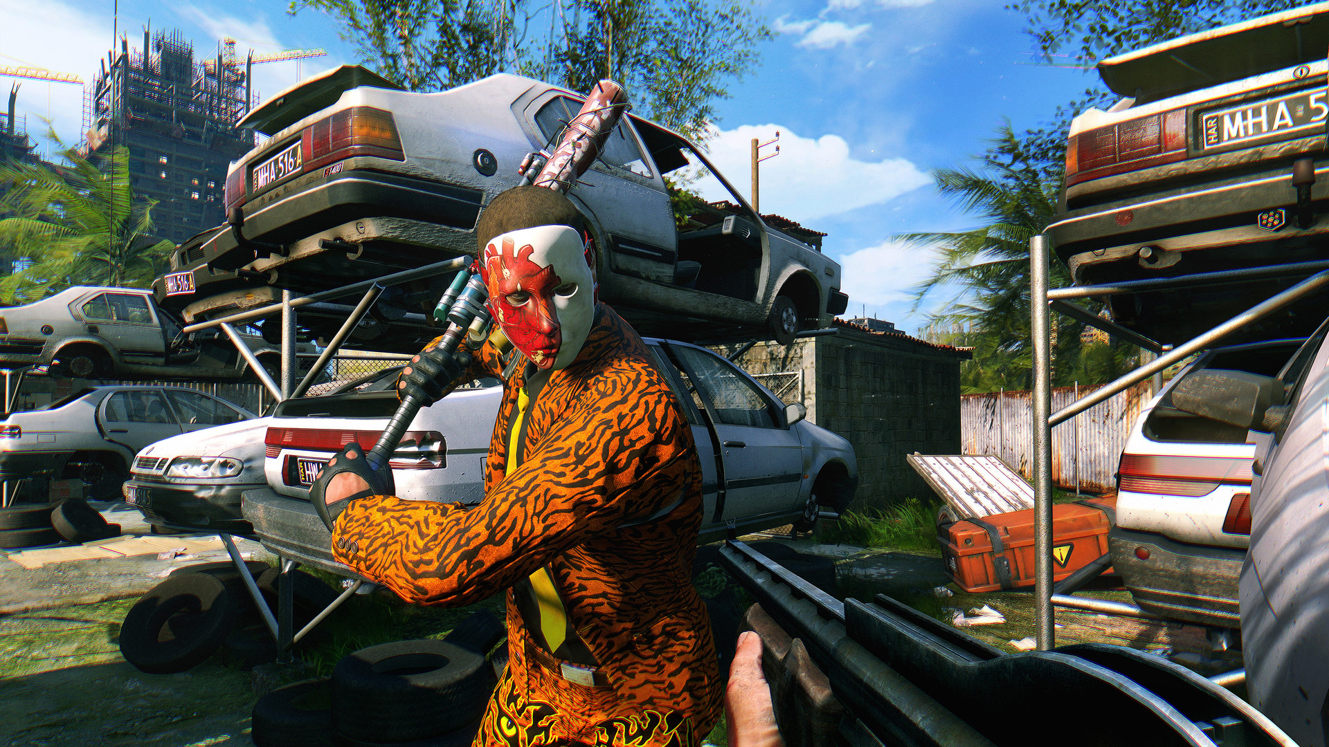 Dying Light: Bad Blood player counts haven't started strong