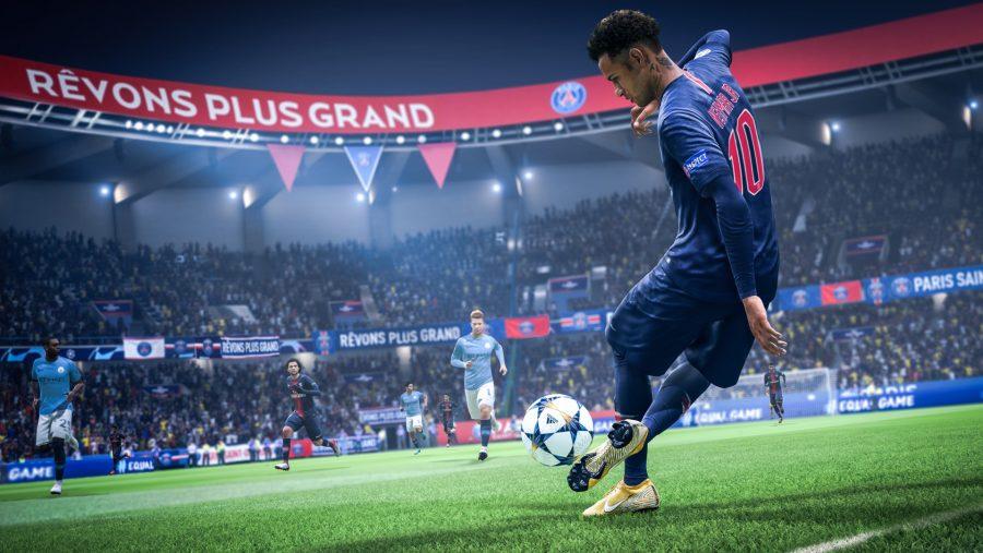 fifa 19 vs pes 2019 gameplay