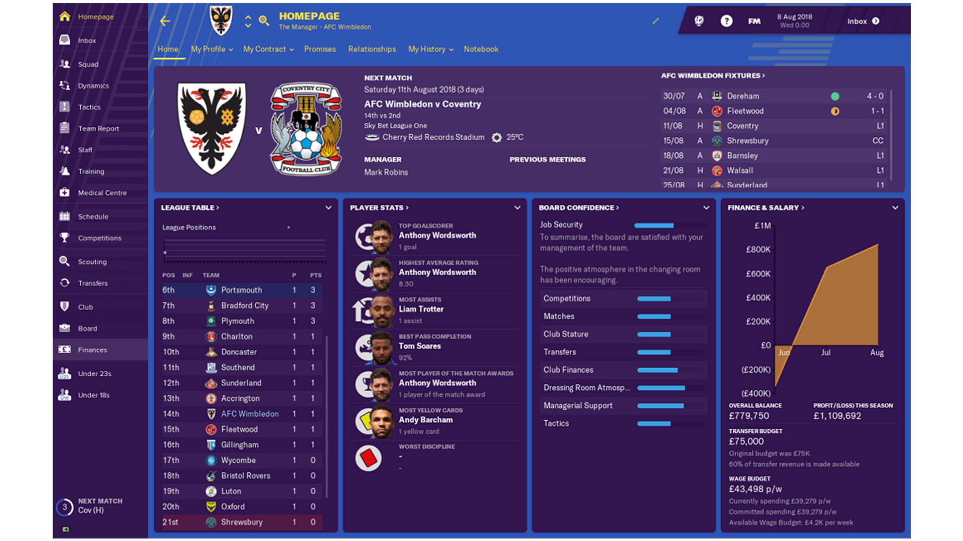 Football Manager 2019 Is The Start Of Three Years Of Huge Changes